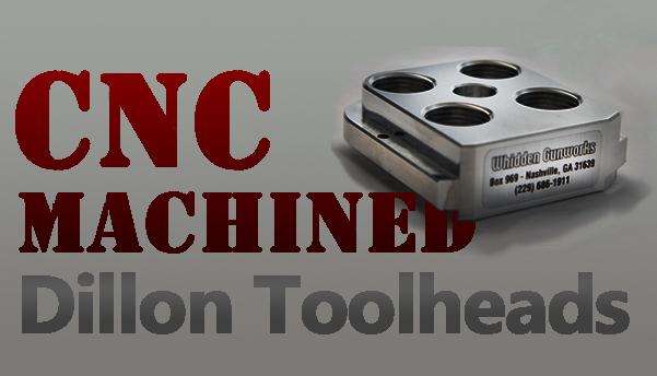 CNC Dillon Toolheads