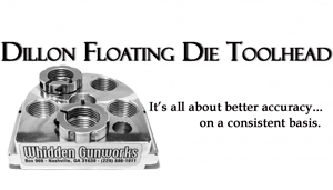 dillon floating die toolhead