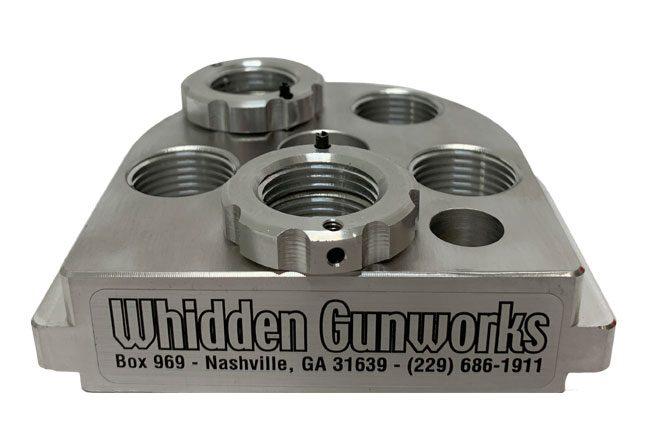 Floating Dillon Toolheads | Whidden Gunworks