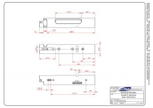 Model PL Technical Drawing