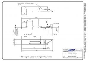 Model S Technical Drawing