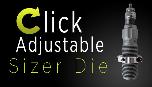 Click Adjustable Die