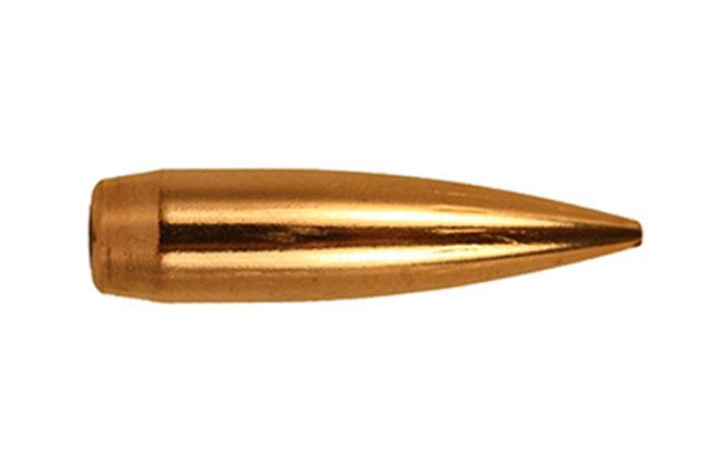 Berger Bullets - 30 Caliber - 155 5 Grain - Match FULLBORE Target - (100)