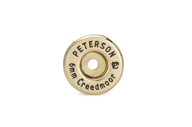 Peterson Brass 6mm Creedmoor (50)